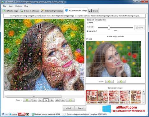 Screenshot Photo Collage Maker para Windows 8