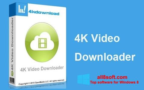 Screenshot 4K Video Downloader para Windows 8