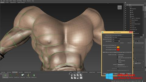 Screenshot Mudbox para Windows 8