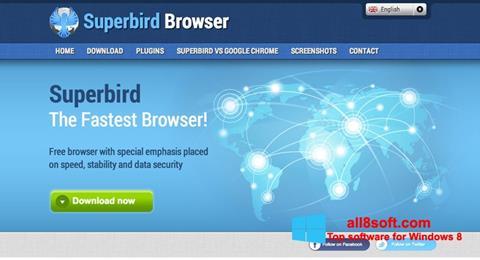 Screenshot Superbird para Windows 8