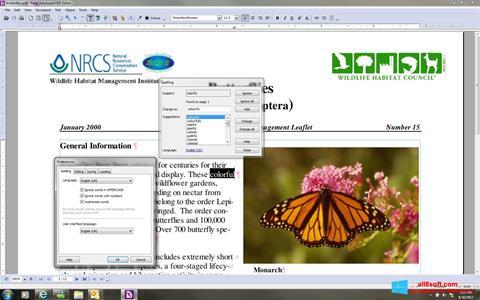Screenshot Foxit Advanced PDF Editor para Windows 8