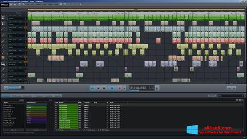 Screenshot MAGIX Music Maker para Windows 8