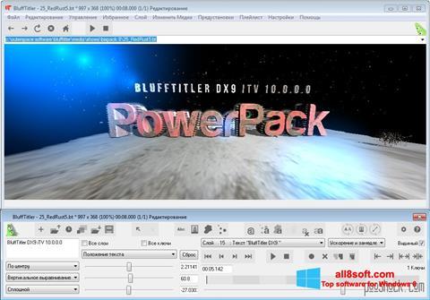 Screenshot BluffTitler para Windows 8