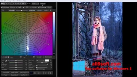 Screenshot 3D LUT Creator para Windows 8