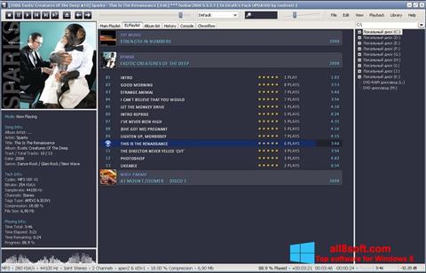Screenshot Foobar2000 para Windows 8